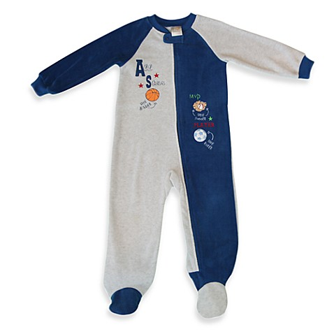 Absorba® All-Star Sleeper - 24 Months