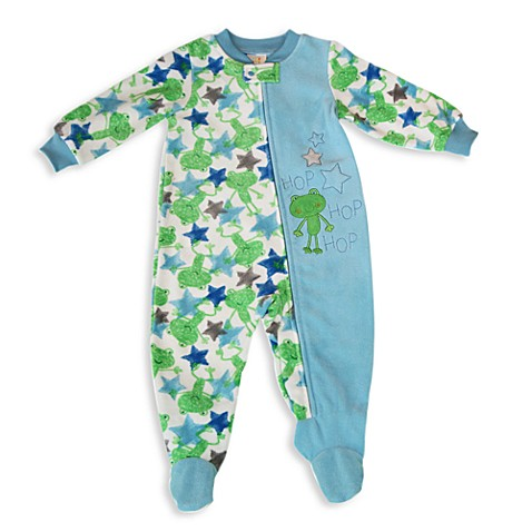 Absorba® Frog Sleeper - 12 Months