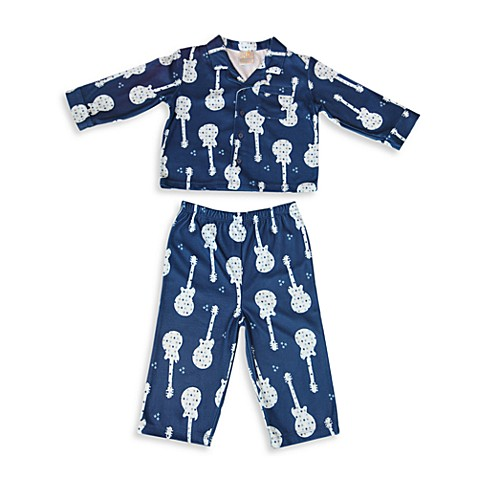 Absorba® Guitar 2-Piece Pajama