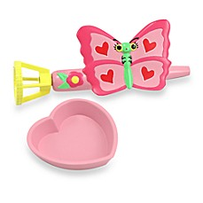 Melissa & Doug® Bella Butterfly Bubble Blower