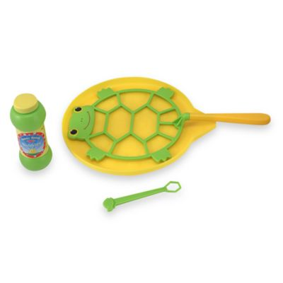 Melissa & Doug® Sunny Patch™ Tootle the Turtle Bubble Set