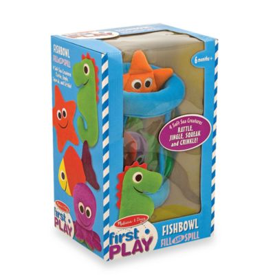Melissa & Doug® Fishbowl Fill & Spill