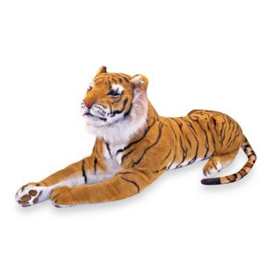 Melissa and Doug® Plush Siberian Tiger