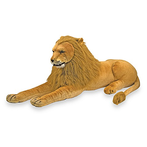 Melissa and Doug® Plush Lion