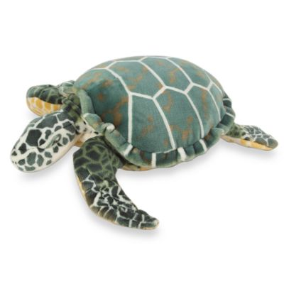 Melissa and Doug® Plush Sea Turtle