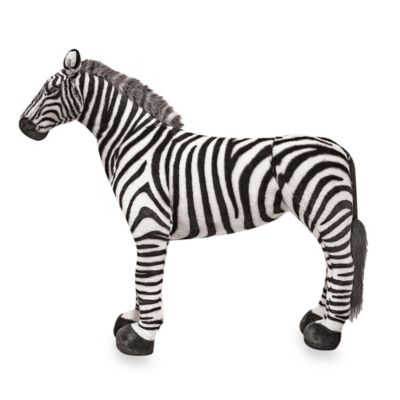 Melissa and Doug® Plush Zebra