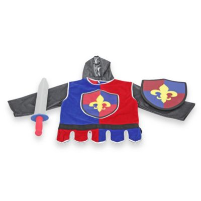 Melissa and Doug® Knight Role Play Costume Set