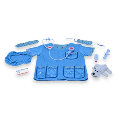 Melissa and Doug® Veterinarian Role Play Costume Set
