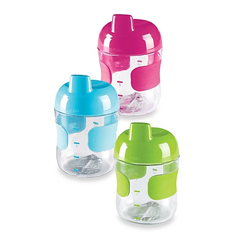 Oxo Tot 9-Ounce Sippy Cup - Orange