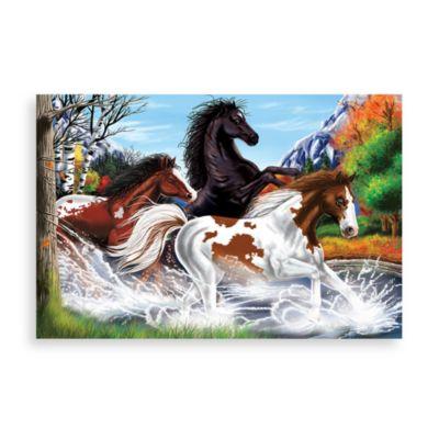 Melissa and Doug® Horses Floor Puzzle