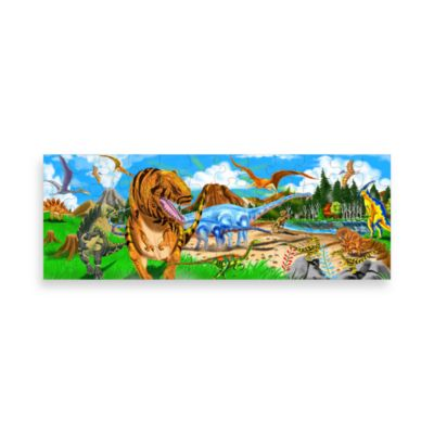 Melissa and Doug® Dinosaur Floor Puzzle