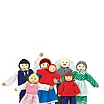 Melissa & Doug® Family Wooden Doll Set