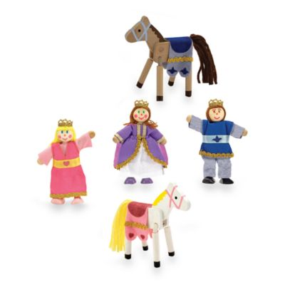 Melissa and Doug Doll Set