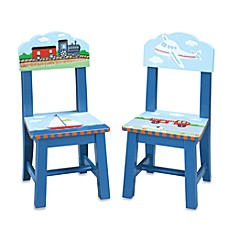 Transportation Chairs (Set of 2)