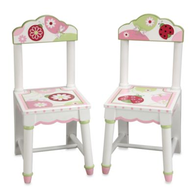 Lambs & Ivy Sweetie Pie Chairs (Set of 2)