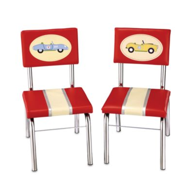 Retro Racers Chairs (Set of 2)