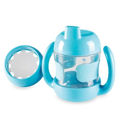OXO Tot® Sippy Cup Set in Aqua