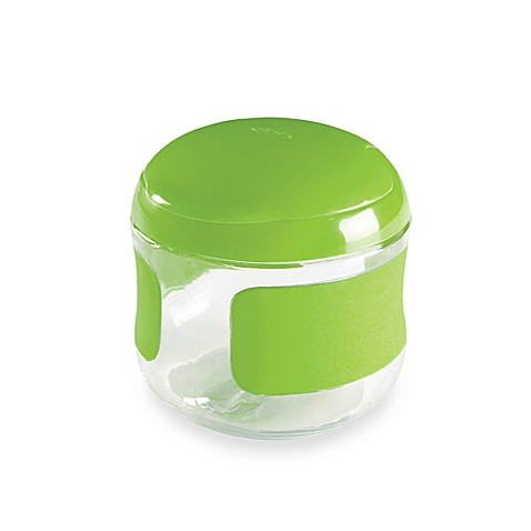 OXO Tot® Flip Top Snack Cup in Green
