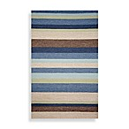 Ravella Stripe Denim Area Rugs