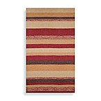 Ravella Stripe Red Area Rugs