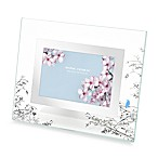 Bluebird Mirrored 4-Inch x 6-Inch Frame