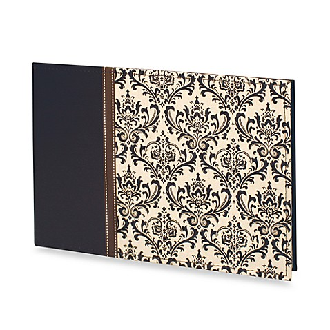 Damask Brown 4-Up Photo Album