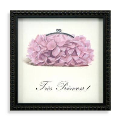 Tres Princess Wall Art