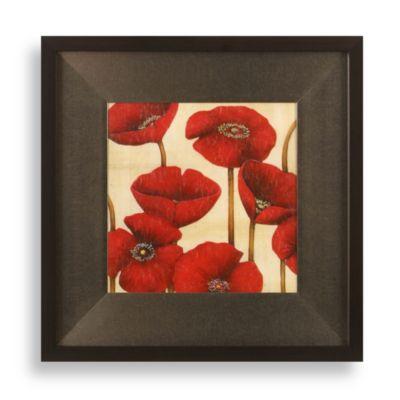 Redblack Poppy