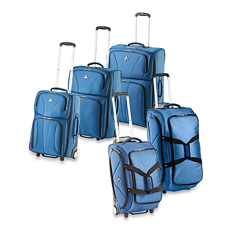 Travelpro® Atlantic Ultra Lite Upright Luggage - Blue