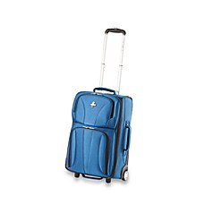 Travelpro® Atlantic Ultra Lite 22-Inch Upright Carry-On Luggage in Blue