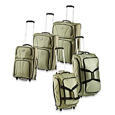 Travelpro® Atlantic Ultra Lite Upright Luggage - Moss