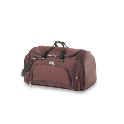 Travelpro® Platinum® 7 Duffel Bag in Plum