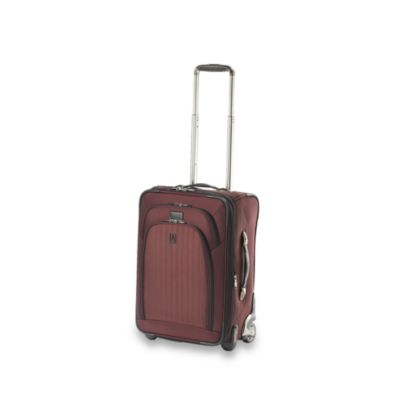 Travelpro® Platinum® 7 20-Inch Expandable Business Rollaboard in Plum