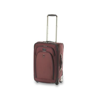 Travelpro® Platinum® 7 22-Inch Expandable Business Rollaboard in Plum