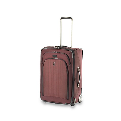 Travelpro® Platinum® 7 24-Inch Expandable Rollaboard in Plum