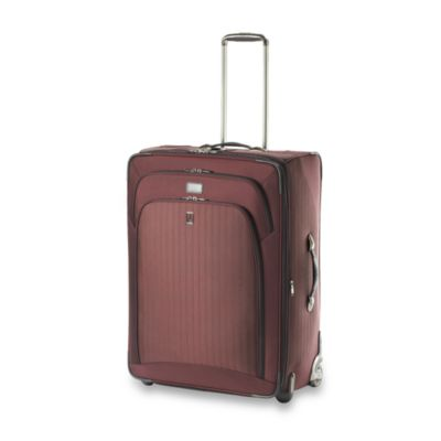 Travelpro® Platinum® 7 28-Inch Expandable Rollaboard in Plum