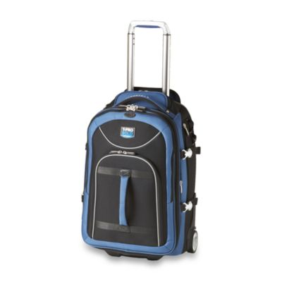 Travelpro® Tpro Bold™ 22-Inch Carry-On Expandable Rollaboard® in Blue
