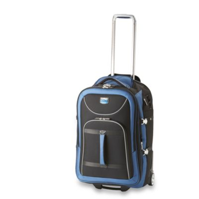 Travelpro® Tpro Bold™ 25-Inch Upright Expandable Rollaboard® in Blue