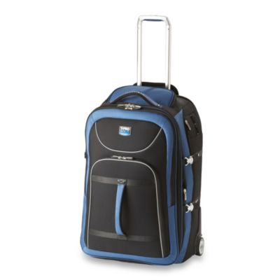 Travelpro® Tpro Bold™ 28-Inch Upright Expandable Rollaboard® in Blue