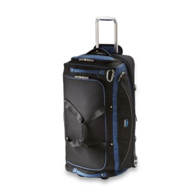 Travelpro® Tpro Bold™ 30-Inch Drop Bottom Rolling Duffel in Blue