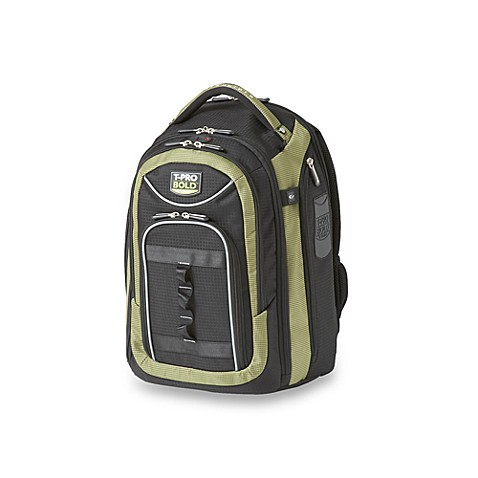 Travelpro® Tpro Bold™ Carry-On Backpack in Green
