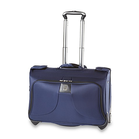 Travelpro® Walkabout® Lite 4 Carry-On Rolling Garment Bag in Blue