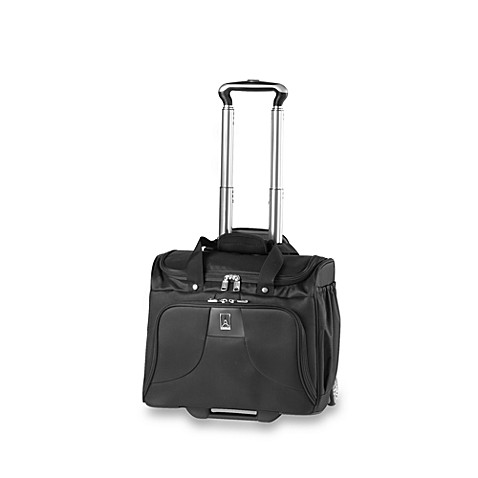 Travelpro® Walkabout® Lite 4 Rolling Computer Tote in Black