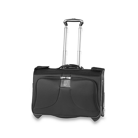 Travelpro® Walkabout® Lite 4 Carry-On Rolling Garment Bag in Black