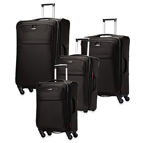 Samsonite® Lift™ Upright Expandable Luggage - Black