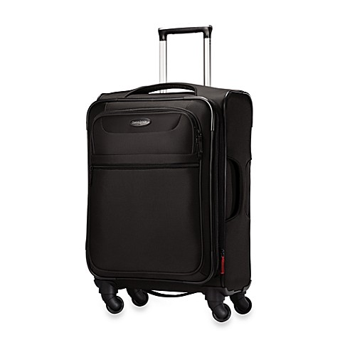 Samsonite® Lift™ 21-Inch Upright Expandable Spinner in Black