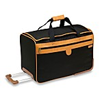 Hartmann® Packcloth Rolling Duffel in Black
