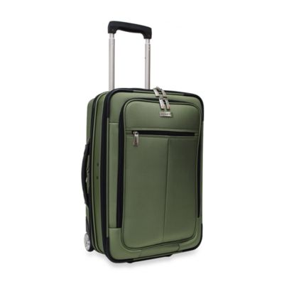 Travelers Sienna 21-Inch Hybrid Upright Garment Bag in Green