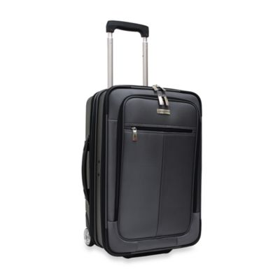 Travelers Sienna 21-Inch Hybrid Upright Garment Bag in Charcoal