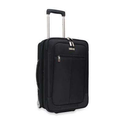 Travelers Sienna 21-Inch Hybrid Upright Garment Bag in Black